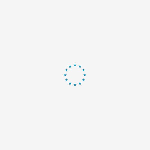 Vetbed Donkerblauw met witte en zwarte pootjes-Latex anti-slip